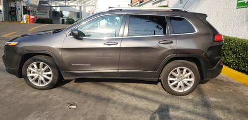 jeep cherokee 2.4 limited premium plus 2014