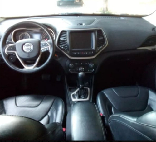 jeep cherokee 2.4 limited premium plus 2014