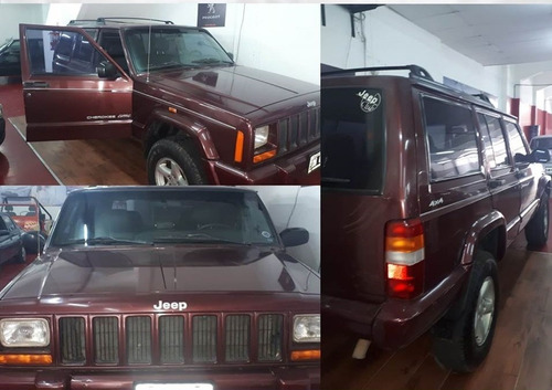 jeep cherokee 2.5 classic
