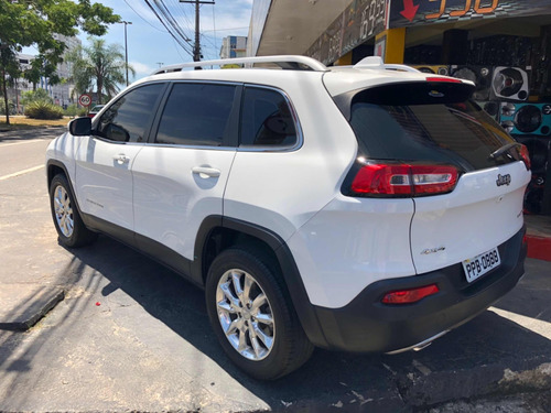jeep cherokee 3.2 limited 4x4 v6 24v