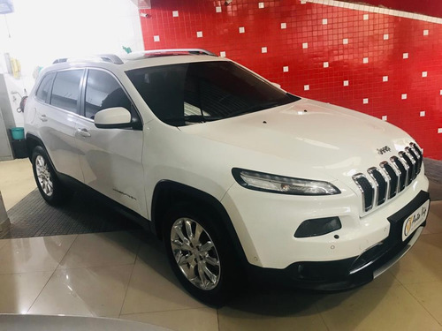 jeep cherokee 3.2 limited aut. 5p