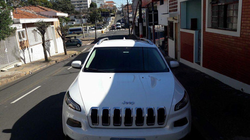 jeep cherokee 3.2 longitude aut. 5p
