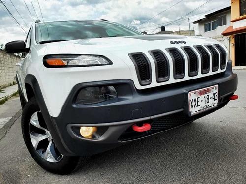 jeep cherokee 3.2 trailhawk mt 2014