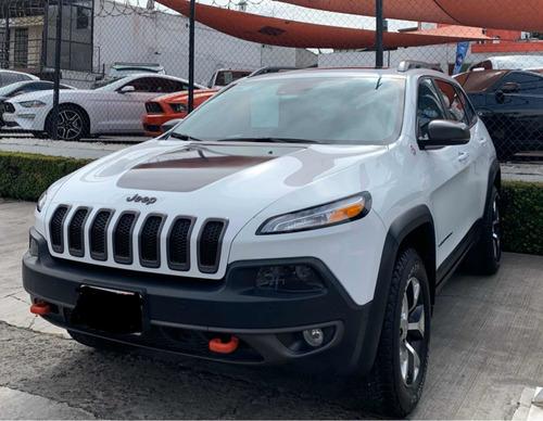 jeep cherokee 3.2 trailhawk mt 2016