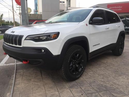 jeep cherokee 3.3l trailhawk at 2019