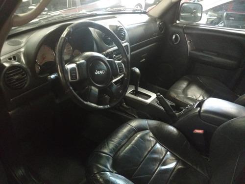 jeep cherokee 3.7 limited 4x4 automatic premium de coleccion
