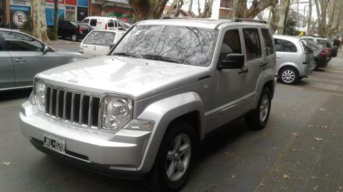 jeep cherokee 3.7 limited atx 11 excelente estado tomo usado