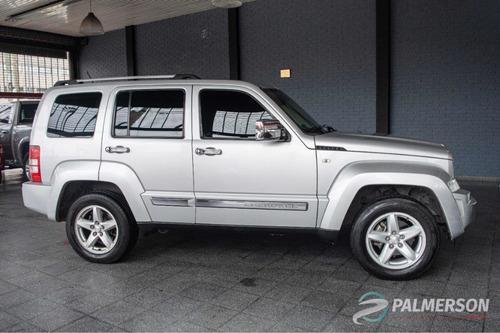 jeep cherokee 3.7 limited atx 2010 financio / permuto !!