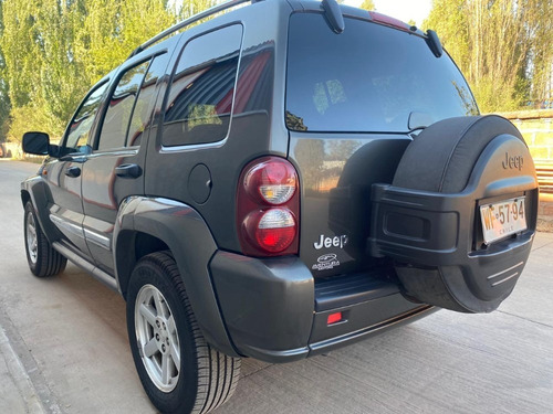 jeep cherokee 3.7 limited aut 2006