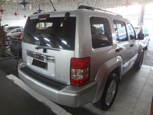 jeep cherokee 3.7 limited aut. 5p