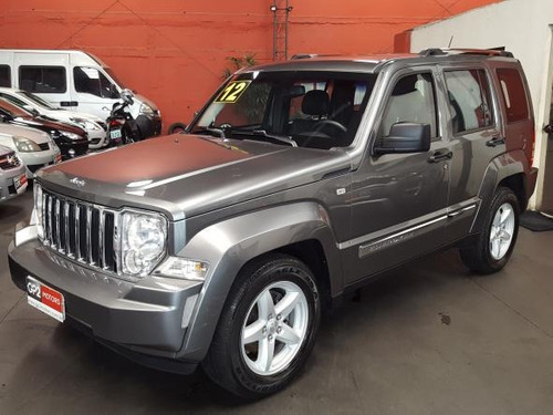 jeep cherokee 3.7 limited aut gasolina (( blindado )) 2012