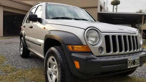 jeep cherokee 3.7 sport 2007