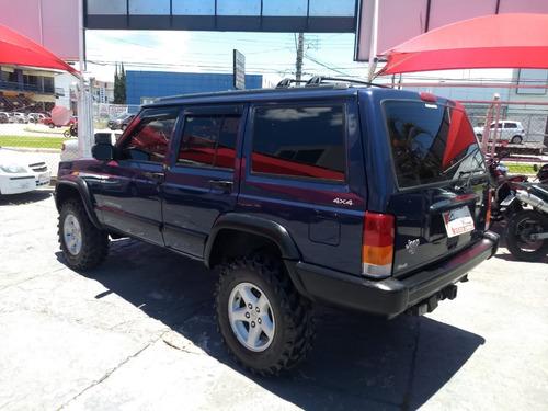 jeep cherokee 4.0 sport 5p