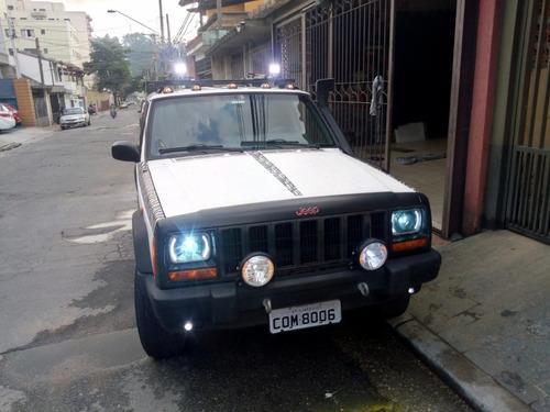 jeep cherokee 4.0 sport aut. 5p