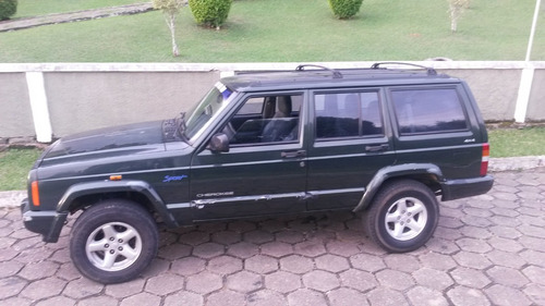 jeep cherokee 4.0 sport aut. 5p - a mais nova do ml