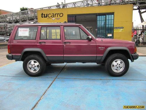 jeep cherokee 4000cc mt aa