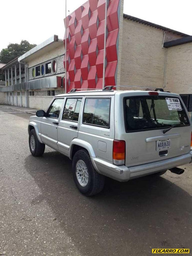 jeep cherokee 4x4 automatica