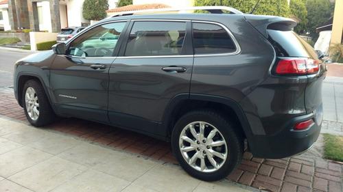 jeep cherokee 5p limited premium 4x2 l4/2.4 aut 2014