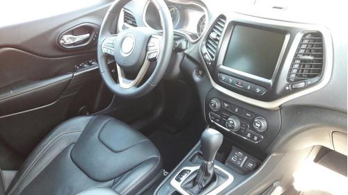 jeep cherokee 5p limited premium4x2 l4 2.4 aut 2014