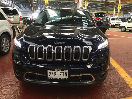 jeep cherokee aut
