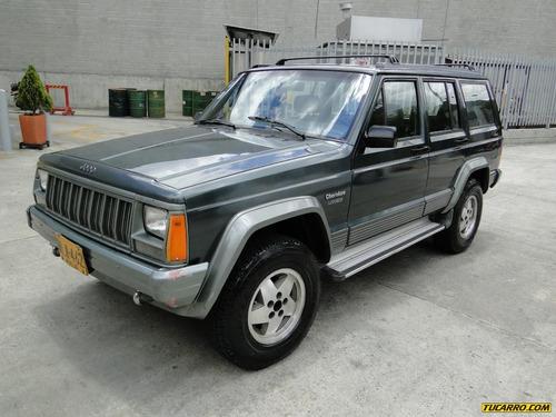 jeep cherokee cherokee laredo mecanica 4x4