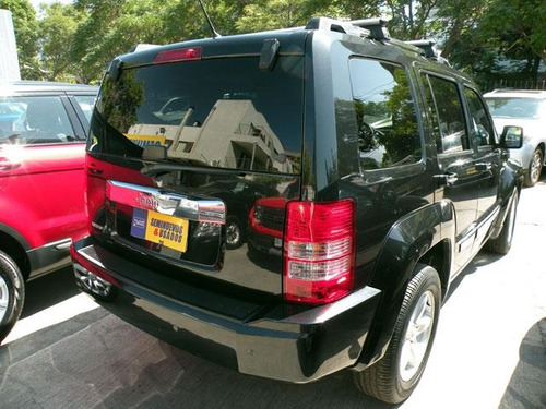 jeep cherokee  cherokee limited 3.7 aut 2013