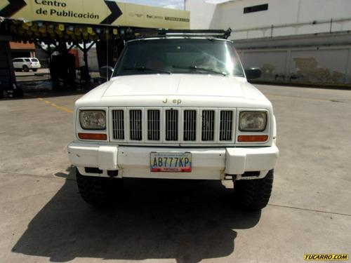 jeep cherokee classic automática