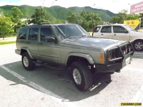 jeep cherokee classica