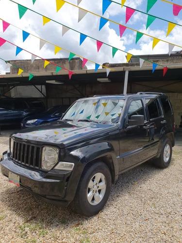 jeep cherokee kk automática