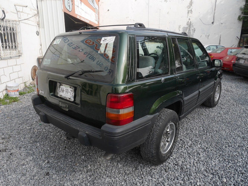 jeep cherokee laredo 1995