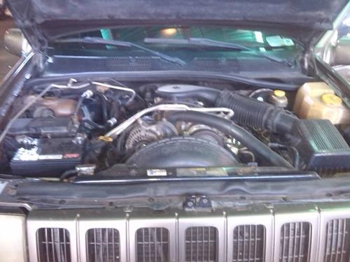 jeep cherokee laredo como nueva año 98 automática