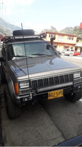 jeep cherokee laredo mecanica 4x4