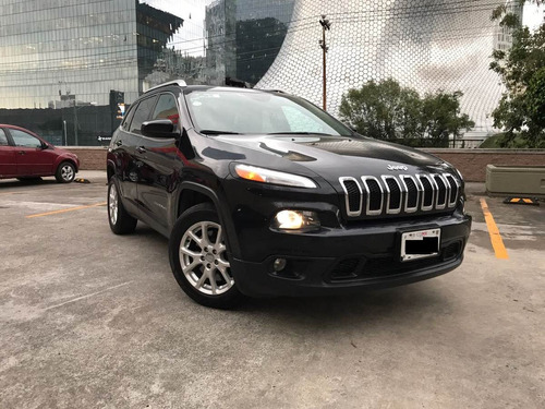 jeep cherokee lattitude 2014 equipada