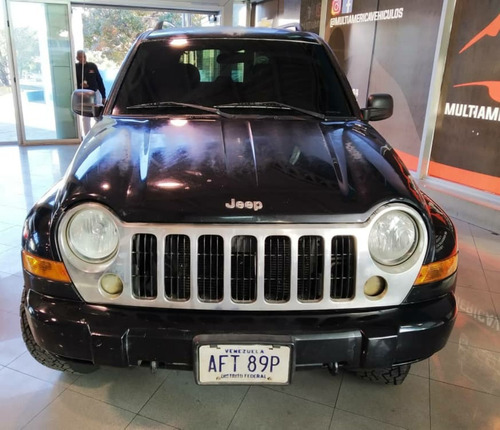jeep cherokee liberty 2006