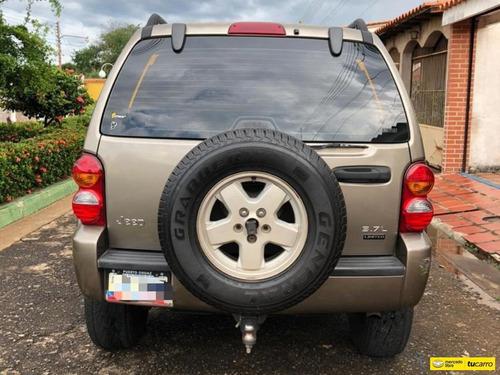 jeep cherokee liberty 4x2 - automatica