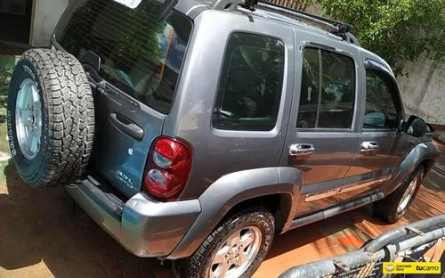 jeep cherokee liberty 4x4 - automatica