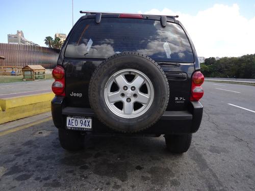 jeep cherokee liberty automatica 2004