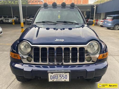 jeep cherokee liberty- automática