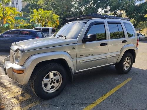jeep cherokee liberty kj 2003