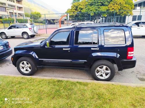 jeep cherokee liberty kk año 2013