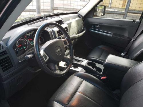 jeep cherokee (liberty) limited 2010