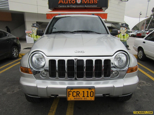 jeep cherokee liberty - limited