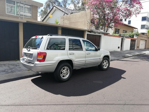 jeep cherokee limited 2005,  negociable