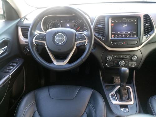 jeep cherokee limited 2015 automatica tomo auto crédito disp