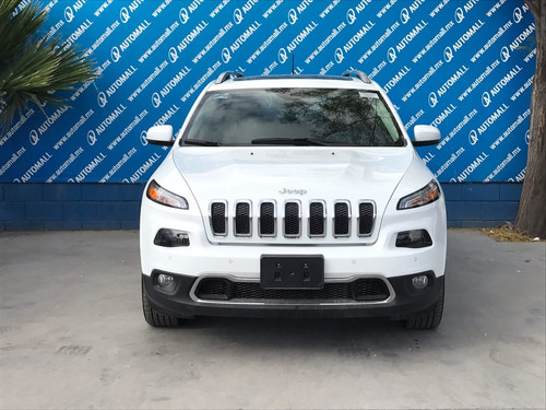 jeep cherokee limited 2017 (6304)