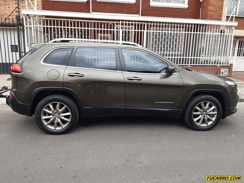 jeep cherokee limited 3200cc