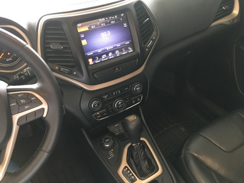 jeep cherokee limited 3.6cc aut 4x4 gris 2015 ioq962