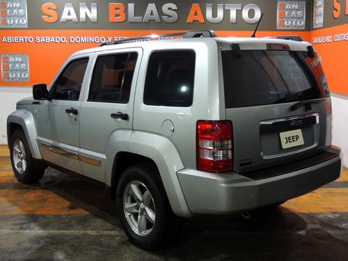 jeep cherokee limited 3.7 2010 4x4 automatica san blas auto