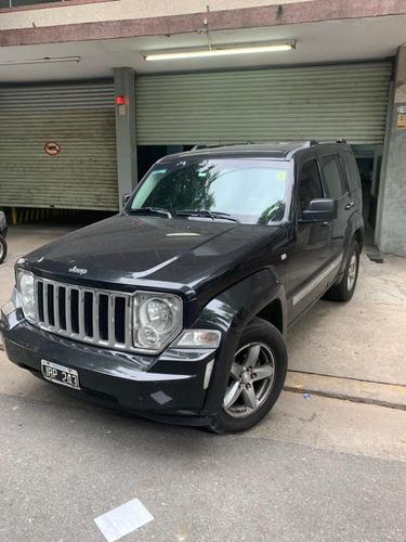 jeep cherokee limited 3.7 todo terreno