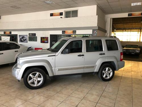 jeep cherokee limited 3.7 v6 at 4x4 2009